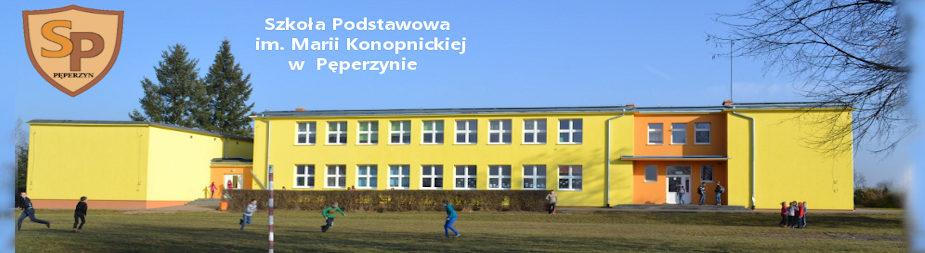 Szkoła w Pęperzynie